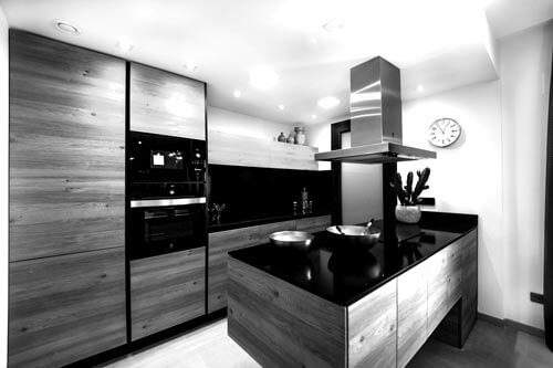 rent house kitchen